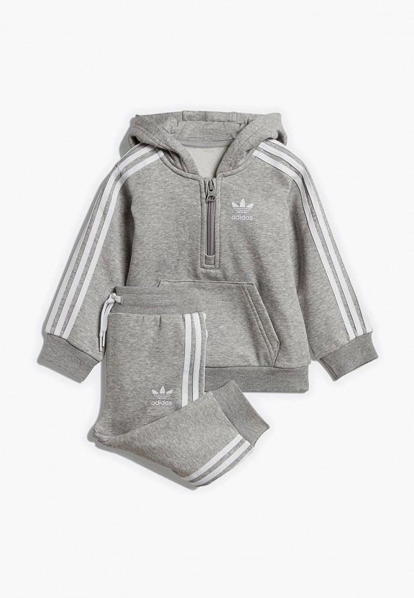 Купить Костюм спортивный adidas Originals, adidas Originals AD093EKEDUO6, серый, Весна-лето 2019