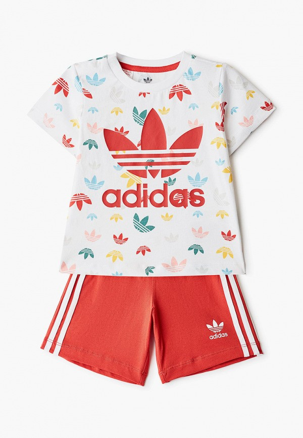 Костюм спортивный adidas Originals adidas Originals AD093EKIALX3 костюм спортивный adidas originals adidas originals ad093ebfjwl3