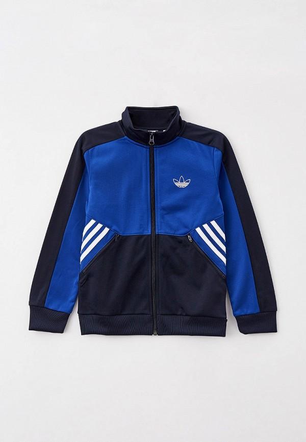 олимпийка adidas малыши, синяя