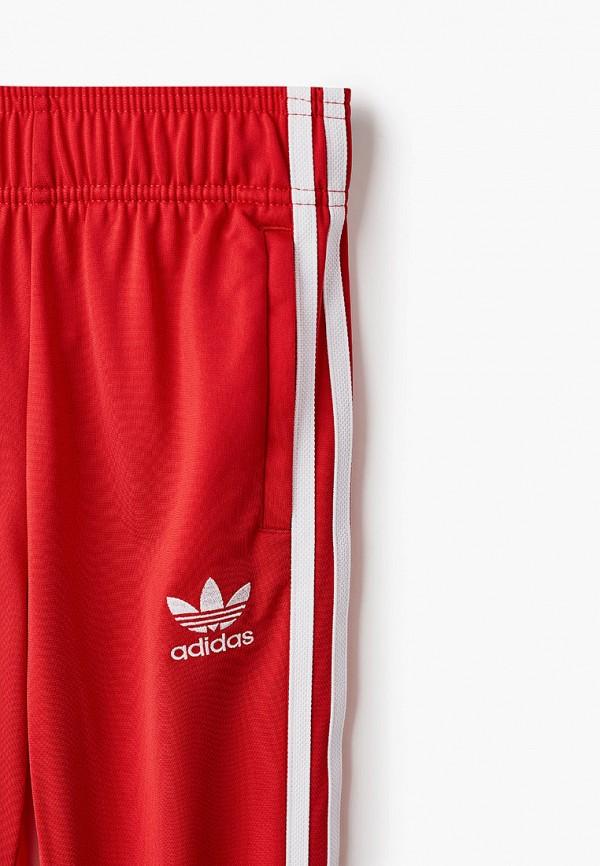 Брюки спортивные для девочки adidas Originals GN8455 Фото 3