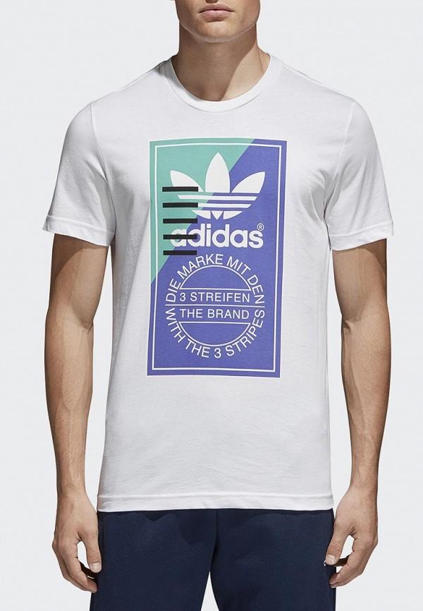 Футболка adidas Originals adidas Originals AD093EMALOC5 все цены