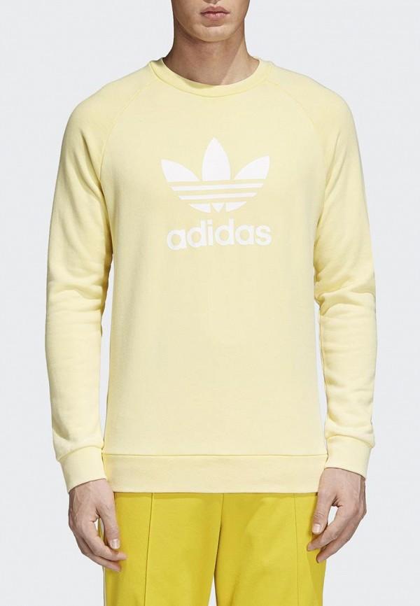 Свитшот adidas Originals adidas Originals AD093EMALOG2