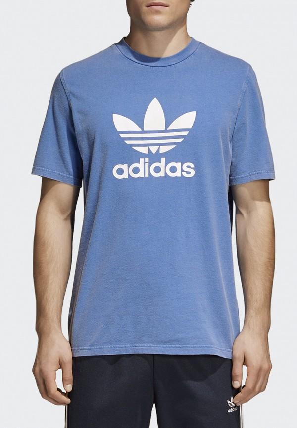 Футболка adidas Originals adidas Originals AD093EMALOG3 все цены