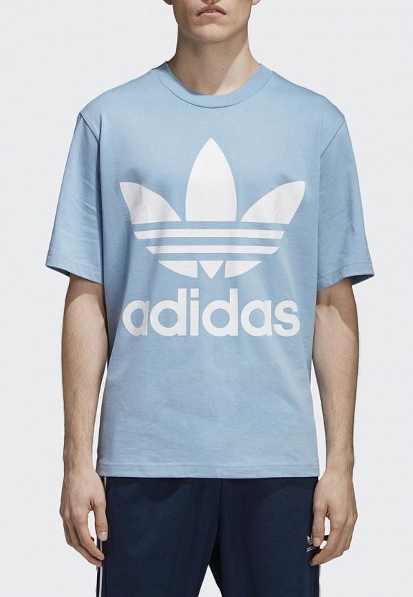 Футболка adidas Originals adidas Originals AD093EMALOH3 цены онлайн
