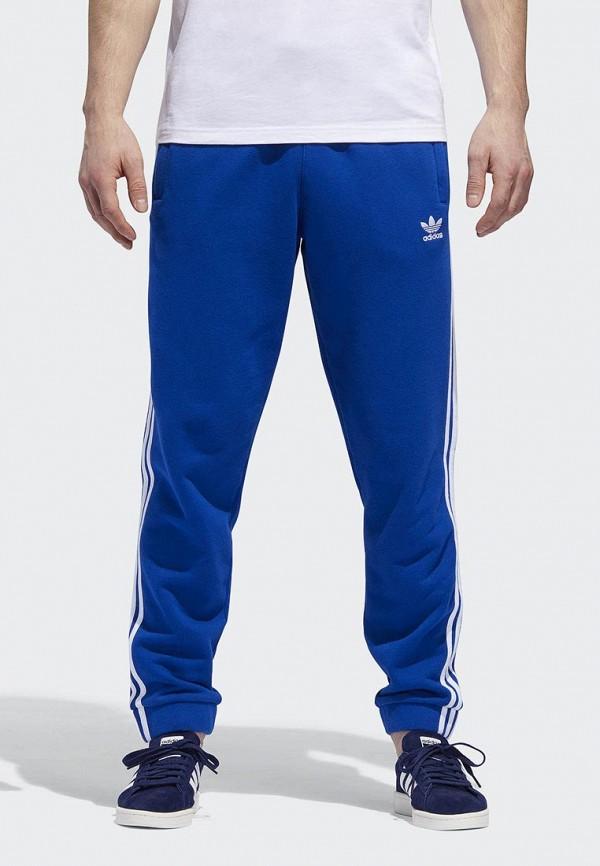 Купить Брюки спортивные adidas Originals, adidas Originals AD093EMALOL2, синий, Весна-лето 2018