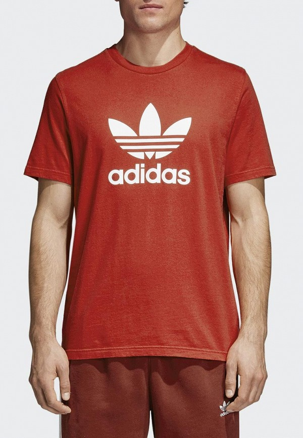 Футболка adidas Originals adidas Originals AD093EMALOM2 adidas футболка