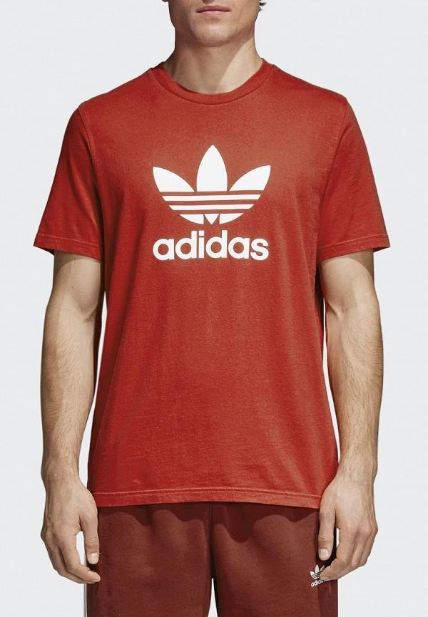 Футболка adidas Originals adidas Originals AD093EMALOM2 цена 2017