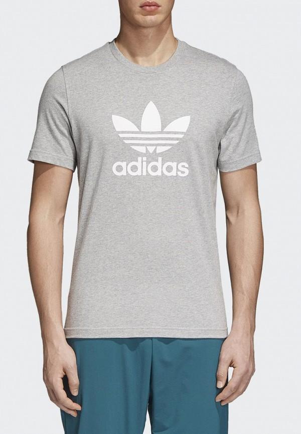 цены Футболка adidas Originals adidas Originals AD093EMALON1