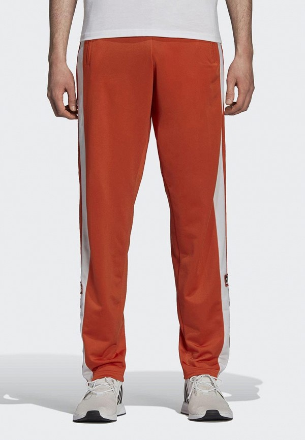 Купить Брюки спортивные adidas Originals, adidas Originals AD093EMCCZD5, оранжевый, Осень-зима 2018/2019