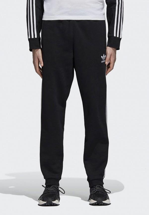 Купить Брюки спортивные adidas Originals, adidas Originals AD093EMCCZD6, черный, Осень-зима 2018/2019