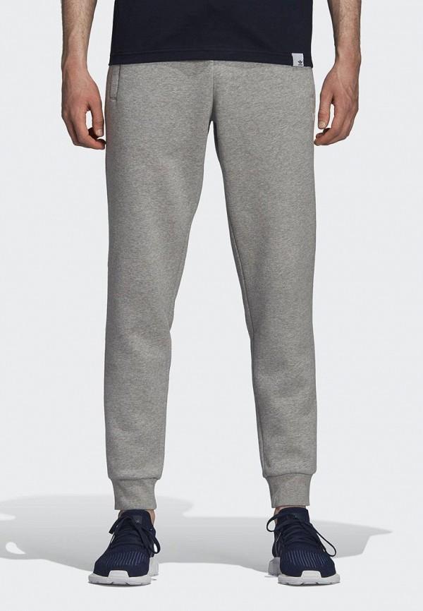 Купить Брюки спортивные adidas Originals, adidas Originals AD093EMCCZE3, серый, Осень-зима 2018/2019