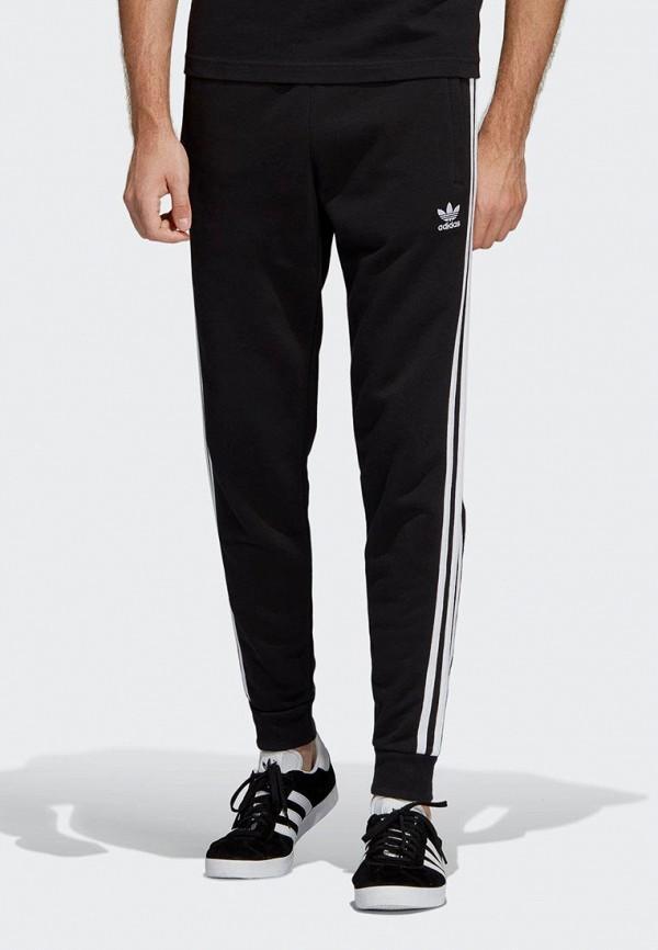 Купить Брюки спортивные adidas Originals, adidas Originals AD093EMEESG5, черный, Весна-лето 2019