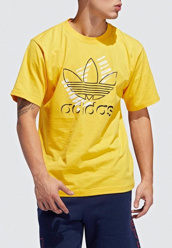 Футболка adidas Originals adidas Originals AD093EMEESL0 коробка для футболок printio горы сосны и цветы