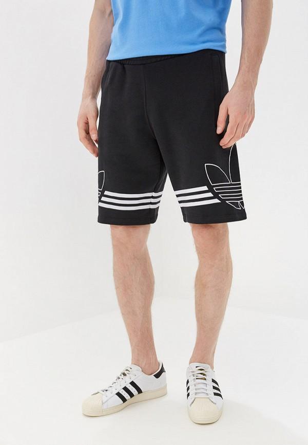 купить Шорты спортивные adidas Originals adidas Originals AD093EMFKPJ0 дешево