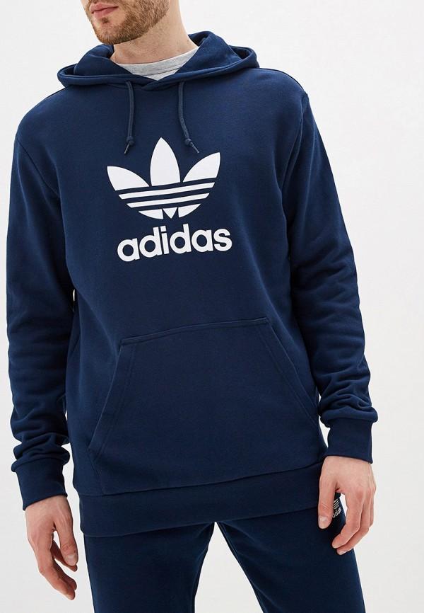 Худи adidas Originals adidas Originals AD093EMFKPM7 adidas originals hamburg ice blue off white