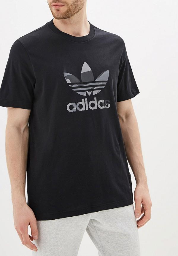 Футболка adidas Originals adidas Originals AD093EMFKPN8 недорго, оригинальная цена