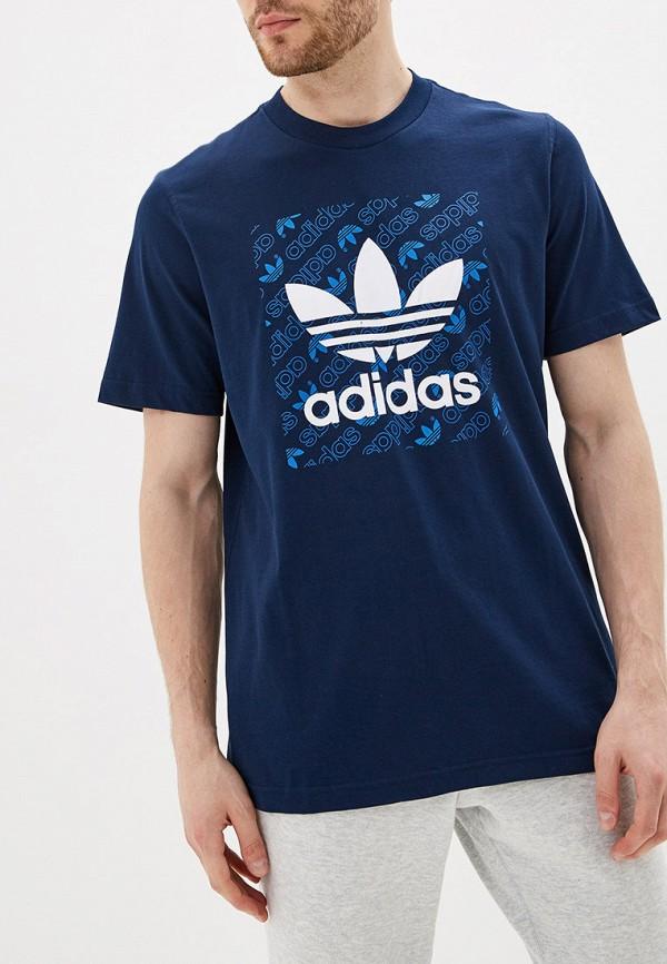 Футболка adidas Originals adidas Originals AD093EMFKPO1 недорго, оригинальная цена