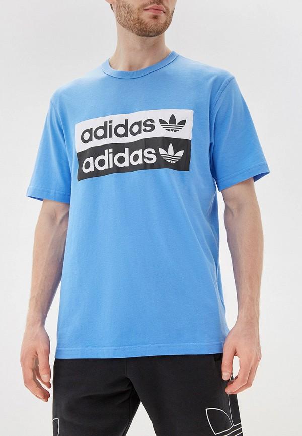 Футболка adidas Originals adidas Originals AD093EMFKPO7 футболка adidas originals adidas originals ad093emeesi6