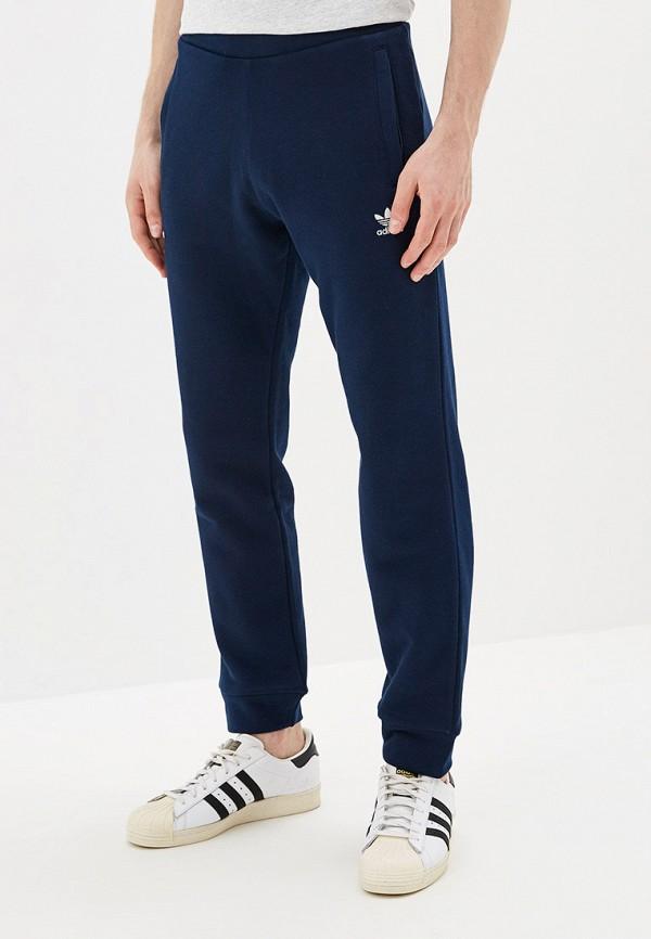 Фото - Брюки спортивные adidas Originals синего цвета