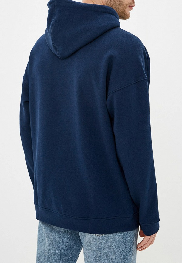 Фото 3 - Худи adidas Originals синего цвета