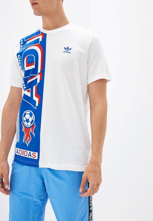 Футболка adidas Originals adidas Originals AD093EMFKXF3 футболка adidas originals adidas originals ad093emeesi6