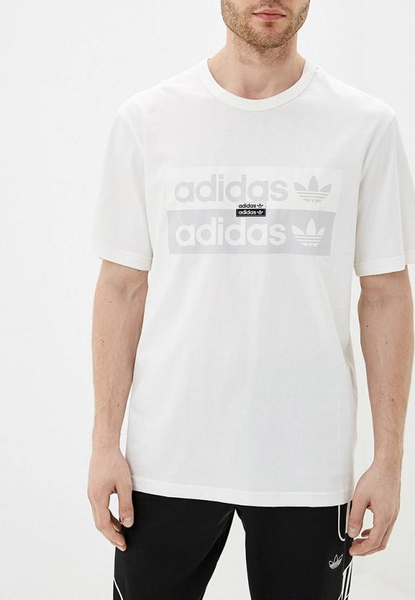 Футболка adidas Originals adidas Originals AD093EMFKXF5 футболка adidas originals adidas originals ad093emeesi6