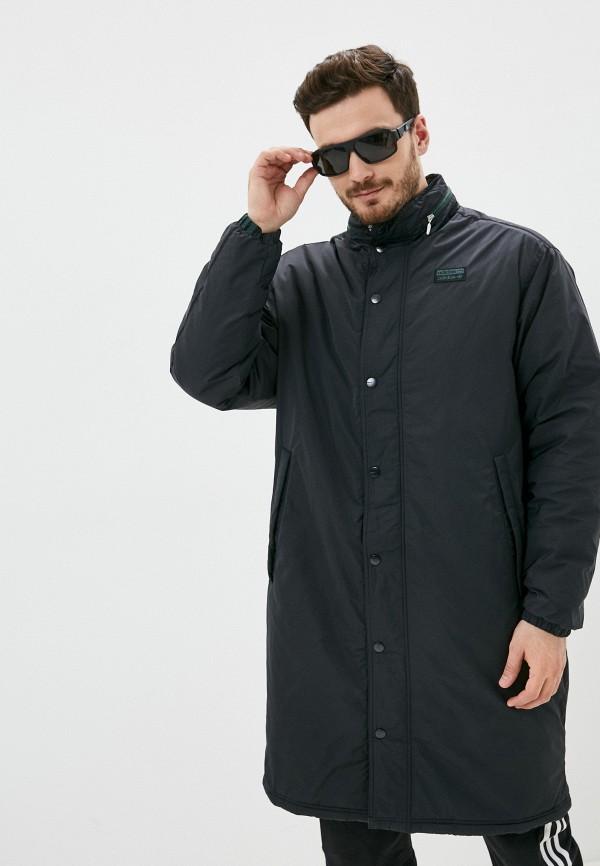мужская спортивные куртка adidas, черная