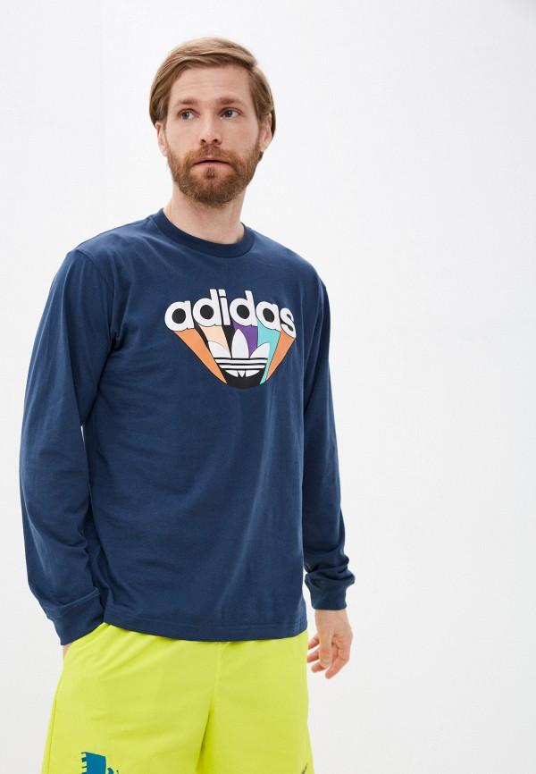 Свитшот adidas Originals adidas Originals GN3904 разноцветный фото