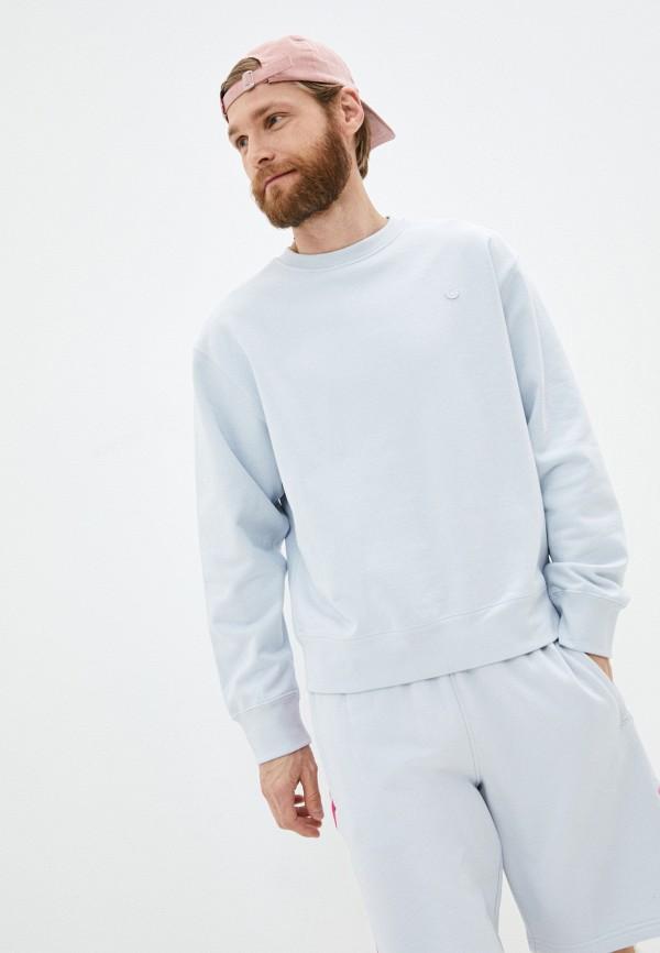 Свитшот adidas Originals adidas Originals GN3373 голубой фото