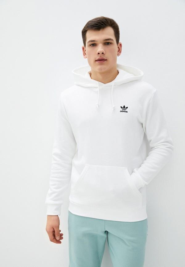 мужские худи adidas, белые