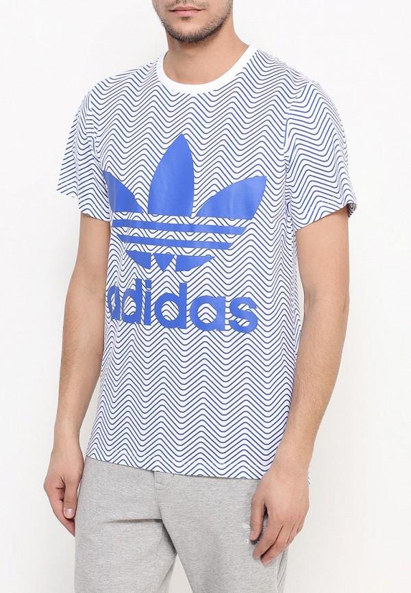 Футболка adidas Originals adidas Originals AD093EMQIK78 футболка adidas originals adidas originals ad093emaloa3