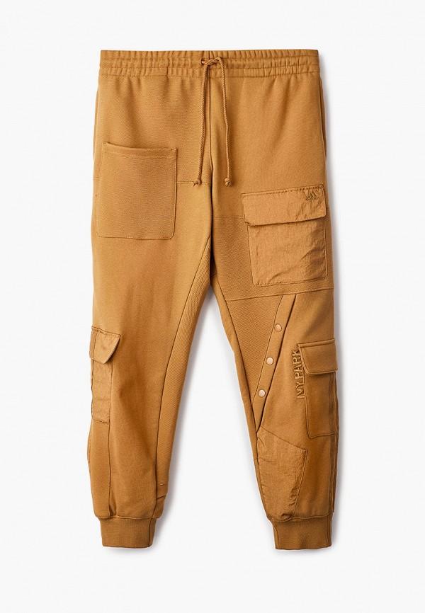 женские брюки adidas, желтые