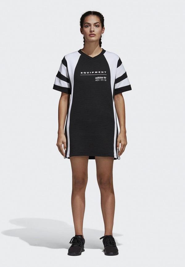 Платье adidas Originals adidas Originals AD093EWALOO2 стоимость