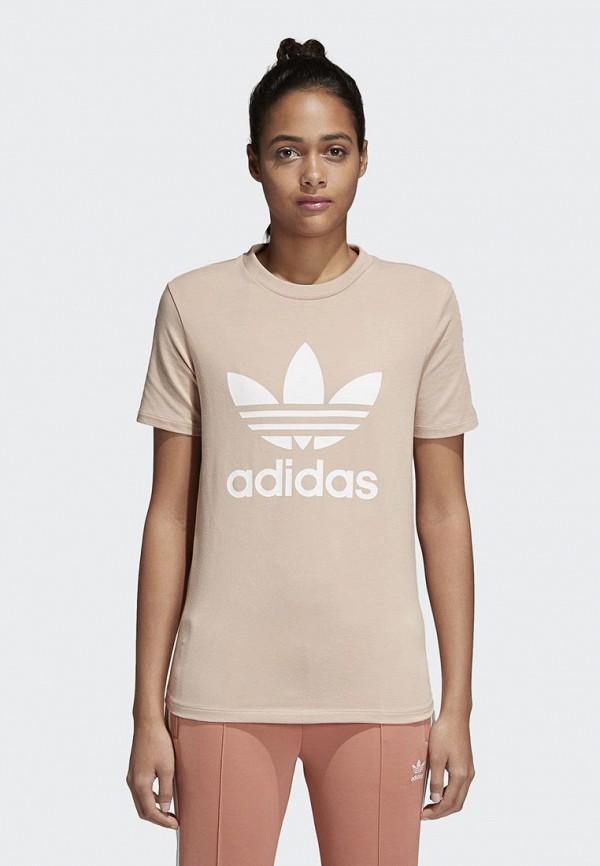 Футболка adidas Originals adidas Originals AD093EWALOP6