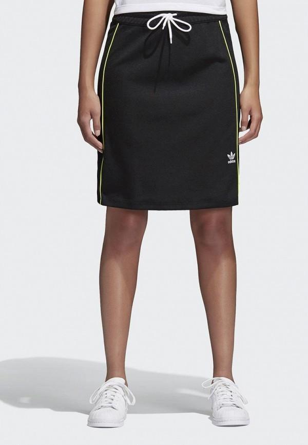 Юбка adidas Originals adidas Originals AD093EWALOR9 леггинсы для фитнеса женские adidas tf long tgt цвет черный ai2963 размер s 42 44