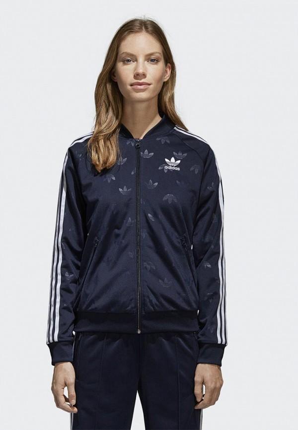 Олимпийка adidas Originals adidas Originals AD093EWALOT2 стоимость