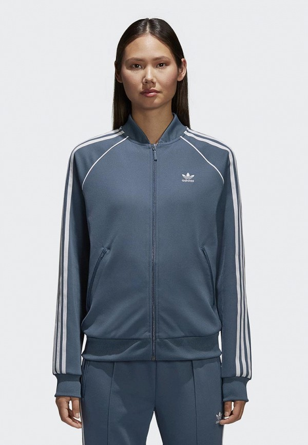 Олимпийка adidas Originals adidas Originals AD093EWALOW1 боди adidas originals adidas originals ad093ewalpb6