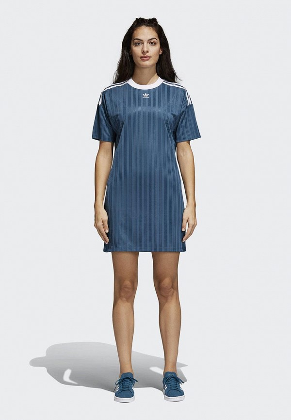 Платье adidas Originals adidas Originals AD093EWALOY8 боди adidas originals adidas originals ad093ewalpb6