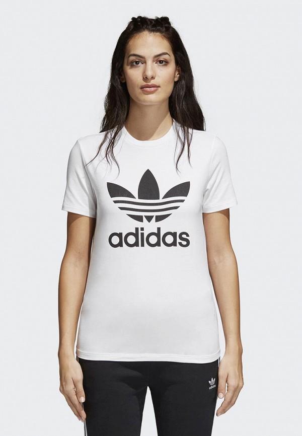 Футболка adidas Originals adidas Originals AD093EWALPA3 футболка adidas originals adidas originals ad093ebqht63