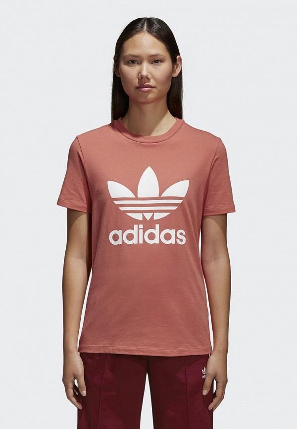 Футболка adidas Originals adidas Originals AD093EWALPA4 футболка adidas