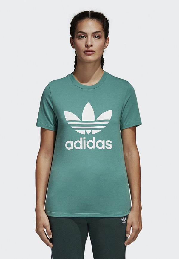 Футболка adidas Originals adidas Originals AD093EWALPA6 футболка adidas originals adidas originals ad093ebqht63
