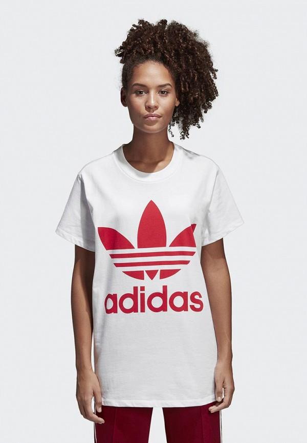 Футболка adidas Originals adidas Originals AD093EWALPC4 все цены