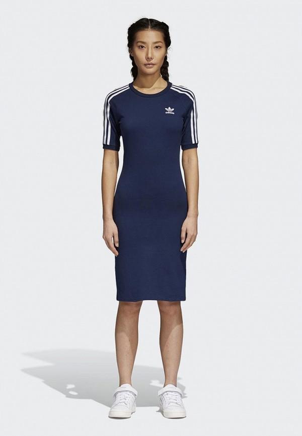 Платье adidas Originals adidas Originals AD093EWALPC6 боди adidas originals adidas originals ad093ewalpb6