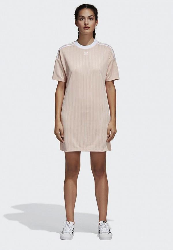 Платье adidas Originals adidas Originals AD093EWALPD9