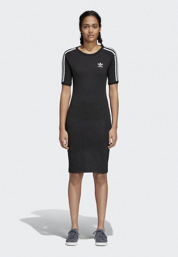Платье adidas Originals adidas Originals AD093EWCCZE6 originals
