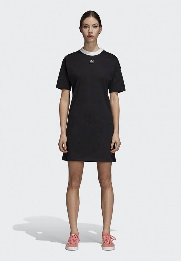 Платье adidas Originals adidas Originals AD093EWCCZE7
