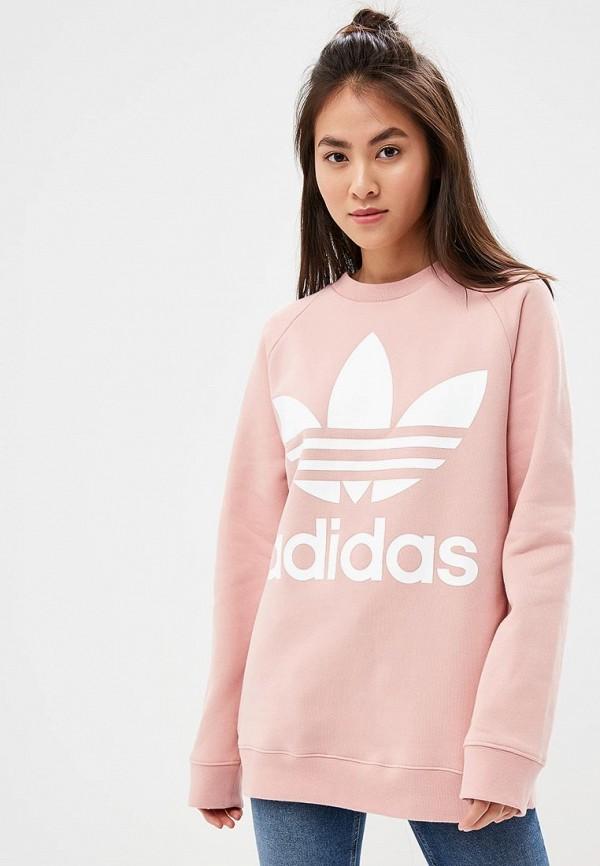 Свитшот adidas Originals adidas Originals AD093EWCCZG0 стоимость