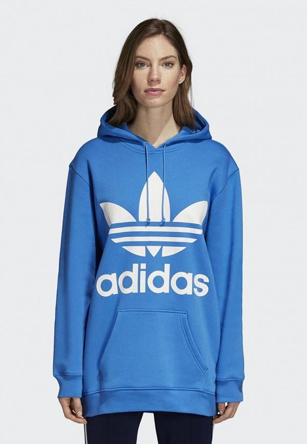Худи adidas Originals adidas Originals AD093EWCCZH0 худи print bar skull