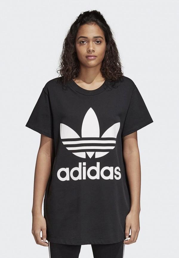 Футболка adidas Originals adidas Originals AD093EWCCZH7 футболка adidas originals adidas originals ad093ewalov1