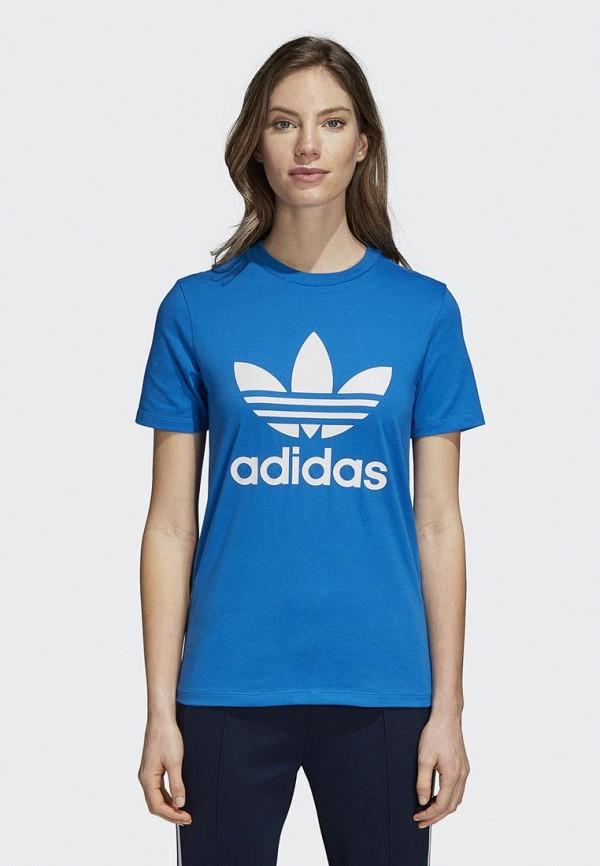 Футболка adidas Originals adidas Originals AD093EWCCZH8 футболка adidas originals adidas originals ad093ewalov1